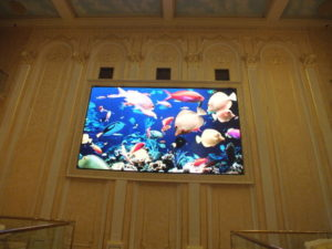 indoor LED video wal
