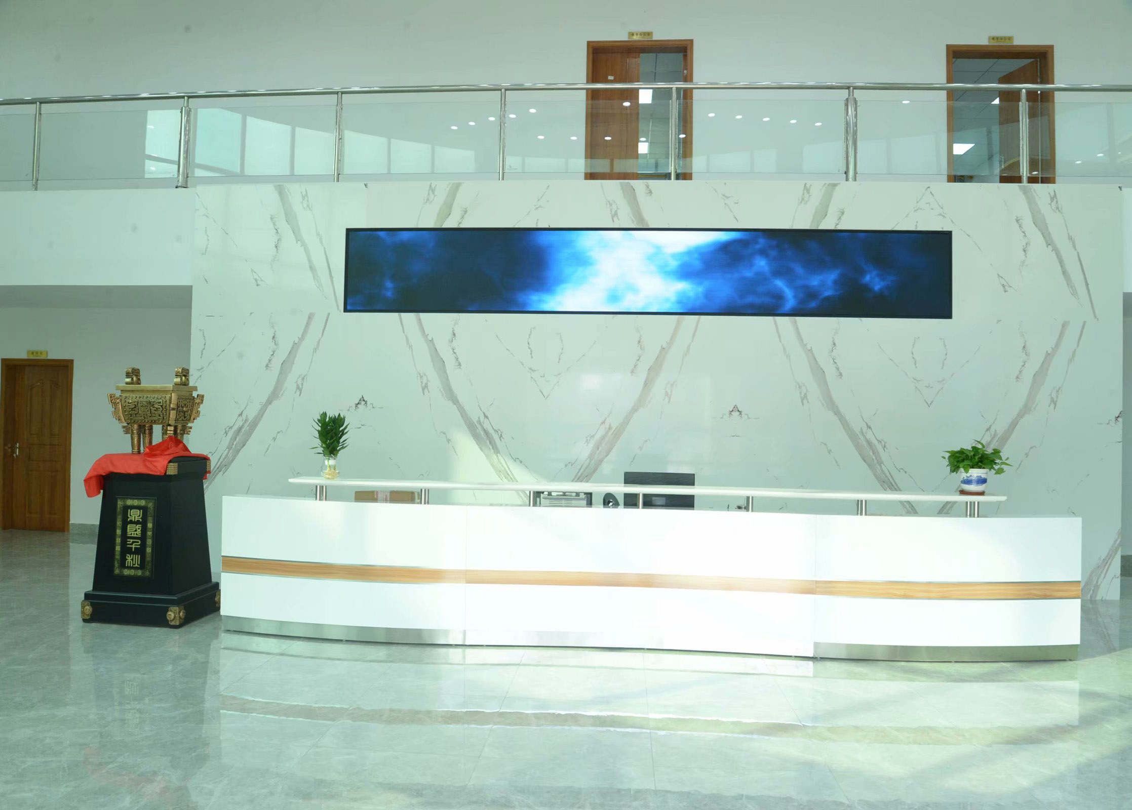 Unilight LED display office-4