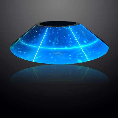 LED display-Conic shape