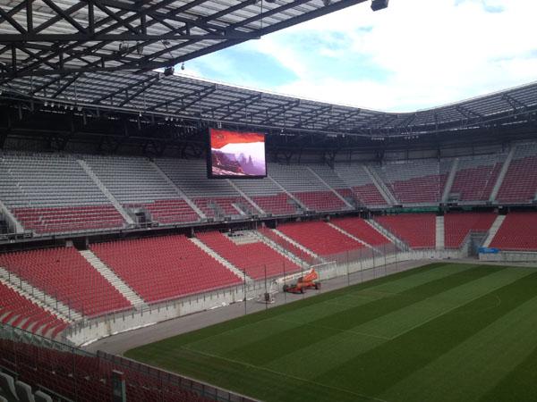 sport stadium outdoor LED display