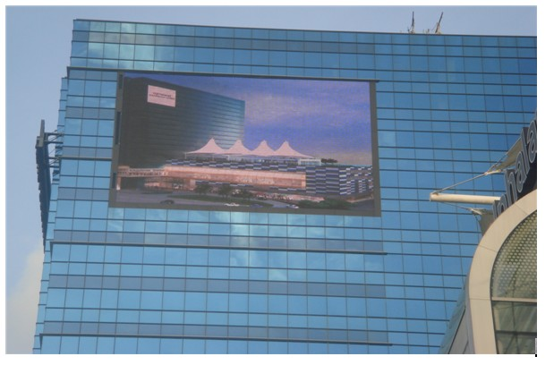 Unilight LED Display in in Manila ,Philippines--1