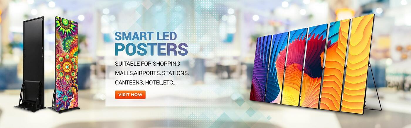 Unilight-smart-LED-poster